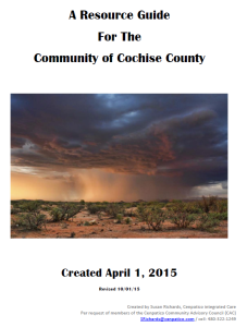 Community Resource Guide 11.13.15
