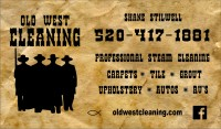 Old West Cleaning