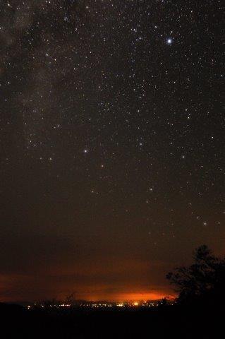 Stars Chiricahua National Monument