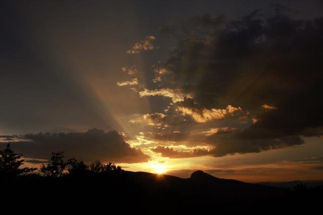 Sunrise Chiricahua National Monument